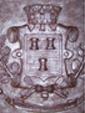 "Armoiries de la ville de Tournon - ""Turris Fortissima"""