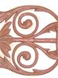 Panneau n°4 - style baroque