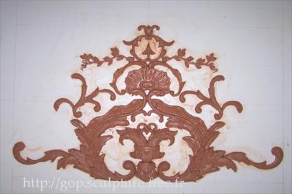 Panneau n°23E - Style baroque